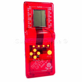 Juego Tetris Rojo Brick Clasico Game 9999 In 1