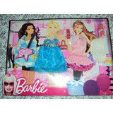 Set De Ropa Ra Tu Barbie Hermosa Verla Y Accesorios
