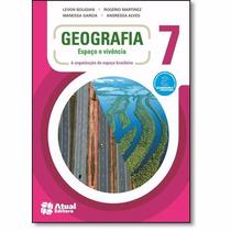 Geografia - Espaço E Vivência - 7º Ano - 5ª Edição