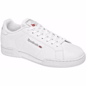 Tenis Reebok Npc Ii Syn Classic Blanco
