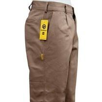 Pantalon De Trabajo Pampero Talles 38 Al 60 Beige - Chaco
