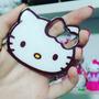 Abridor De Garrafas Com Ímã De Geladeira Hello Kitty