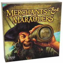 Merchants & Marauders - Board Game - Conclave