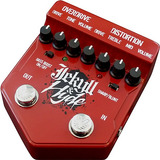 Visual Sound Jekyll And Hyde V2 Overdrive + Distorsion