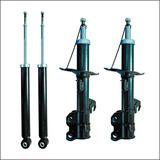 Kit Amortiguadores Nissan Tiida 07-17 Gas Grob