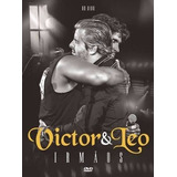 Dvd Victor E Leo Irmaos Novo Lacrado Original Com Nota Fisca