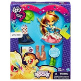 My Little Pony Apple Jack Rainbow Rocks Hasbro