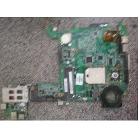 Placa Mãe Notebook Hp Touchsmart Tx2 Defeito Bga Foto Real
