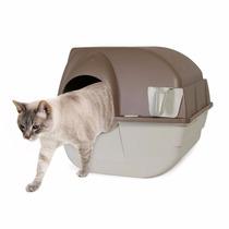 Arenero Autolimpiable Para Gato *envío Gratis