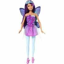 Barbie - Mix & Match Fadas - Roxa