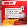 Sky Pre Pago Flex - Completo Kit Com Antena 60cm