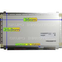 Display Pantalla 15.6 Led Slim Compatible Con B156xtn03.2
