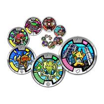 Medallas Yo Kai Watch Realidad Aumentada X 3 U Serie 2