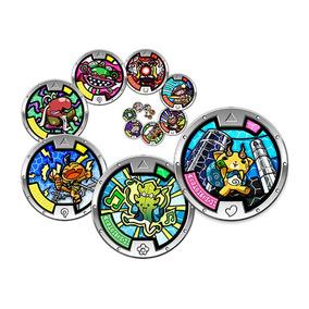 Medallas Yo Kai Watch Sueltas Todas Las Series