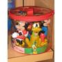 Disney Mickey Mouse Y Sus Amigos Juguetes Para La Piscina D