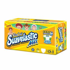 Suavelastic Max Chica Caja Con 4 Paquetes