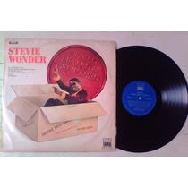 Lp Stevie Wonder Signed Sealed & Delivered 1970 Nacional