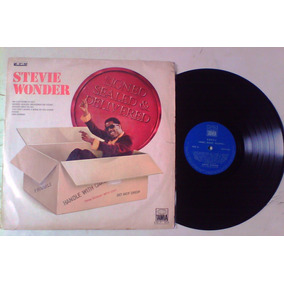 Lp Stevie Wonder Signed Sealed & Delivered 1970 Nacional