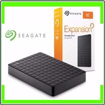 Hd 1tb Externo Portátil Seagate Original 1 Tb Usb 2.0 E 3.0