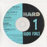 Cd Hard Force 1 - Sepultura Megadeth Machine Head Angra