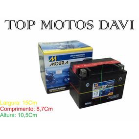 Bateria Moura Ma8-e Moto Suzuki Gsf Bandit 600 2005 A 2016