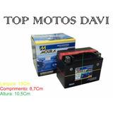 Bateria Moura Ma8-e Moto Sundown V Blade 250 2006 A 2008
