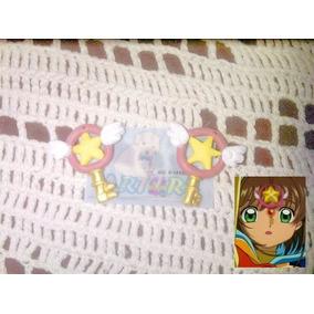 Collar Báculo De Sakura Card Captors/anime/manga/cosplay