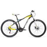 Bicicleta Mercurio Ranger Rodada 26 Aluminio 21 Vel 2017