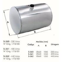 Tanque De Combustível Alumínio 440lts - Scania P/g/r Bepo