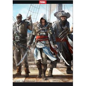 Guías Assassin´s Creed Y Black Flag (digital En Ingles Mod.)