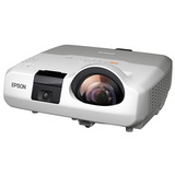 Video Proyector Epson 421i+ Xga 2500 Lumens Interactivo