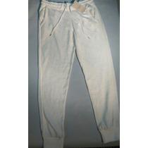 Pants Pantalon Bershka Nuevo 100% Original Blanco Dama