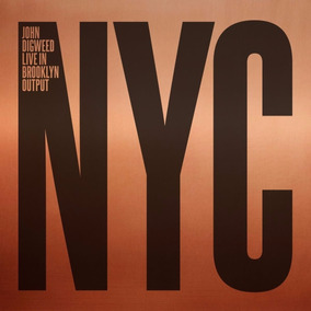 John Digweed Live In Brooklyn Output 5 Cds Importados Nuevos