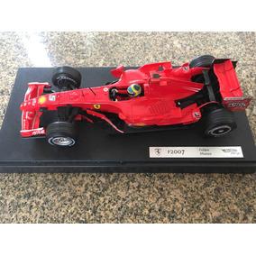 Miniatura Ferrari F2007 Felipe Massa