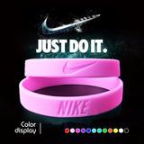 Pulseira Silicone Nike Original - Pronta Entrega Frete 10,00