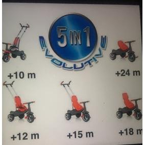 Triciclo 5 En 1