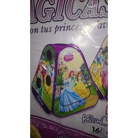Tienda Casita De Campaña De Princesas Huggies