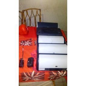 5 Impresoras Hp Deskjet (tres D1460) (una 2000) Y (una 3650)