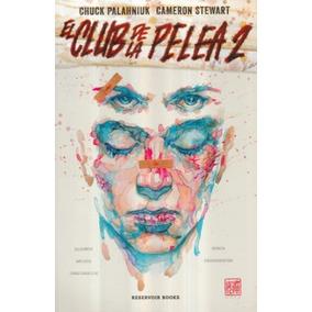 Libro Comic El Club De La Pelea 2 Fight Club Español Nuevo