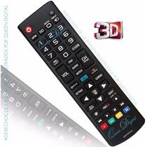 Control Remoto Para Lg Smart Tv 3d My Apps Led 32lf58