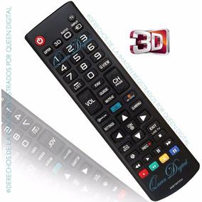 Control Remoto Para Lg Smart Tv 3d My Apps Futbol Led 32lf58