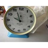 Reloj Despertador Bayard A Cuerda Origen Frances Dos Llaves