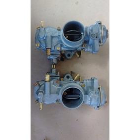 Carburador Kombi 1.6 Catalisador Par Solex Gasolina