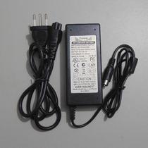 Carregador Bateria 110/220 36v Bike Eletrika Velle 1000 1001
