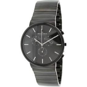 Reloj Skagen Skw6110, Cronó Fechador Hombre + Envió Gratis