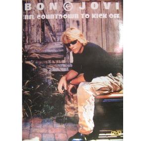 Bon Jovi Dvd Nfl Countdown To Kick Off (digipak) Novo Import