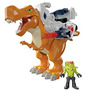 Juguete Fisher-price Imaginext Dinosaurios - Deluxe T-rex