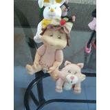 Biscuit Moranguinho Baby + Gato Pudim