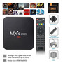 Smart Tv Box Mxqpro 4k Wif Netflix Kodi Android 5.1 12 Cuota