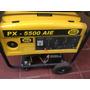 Grupo Electrógeno Generador Eléctrico Villa Px-5500 13 Hp